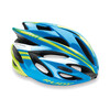Rudy Project Rush Helmet Azur-Lime Fluo (Shiny)